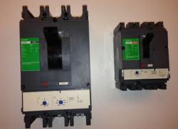 Thiết bị điện Schneider MCCB CVS100-630a